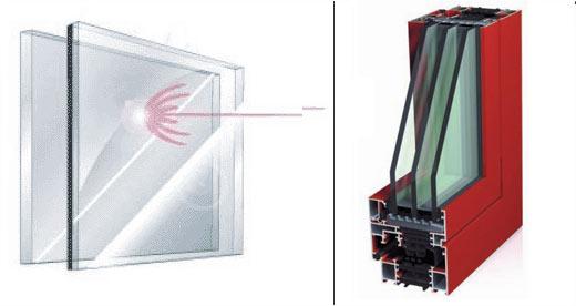 Un factor clave en la eficiencia de edificios son las ventanas de aluminio