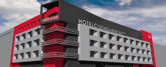 Así es un hotel energéticamente eficiente